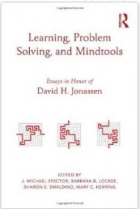 """Image of book cover - """"Learning, Problem Solving and Mindtools"""""""