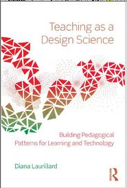 Image of book cover - Teaching as Design Science